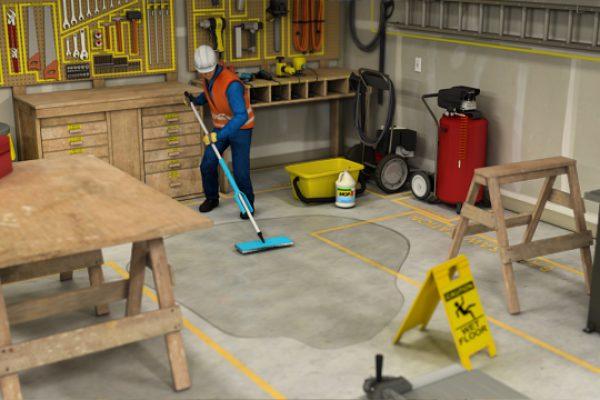 Industrial Housekeeping